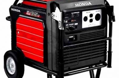 Begini Cara Membedakan Genset Honda Asli Dengan Yang Palsu