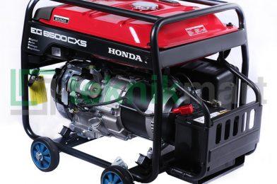Ini Deretan Genset Honda Paling Populer