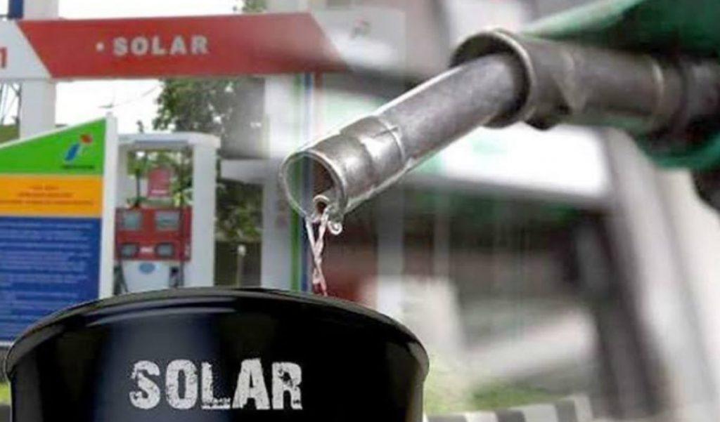 Gunakan Solar Berkualitas